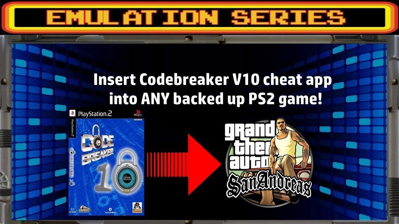 pcsx2 codebreaker v10 torrent