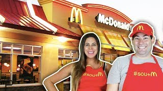 Compramos um McDonald's com a grana do YouTube