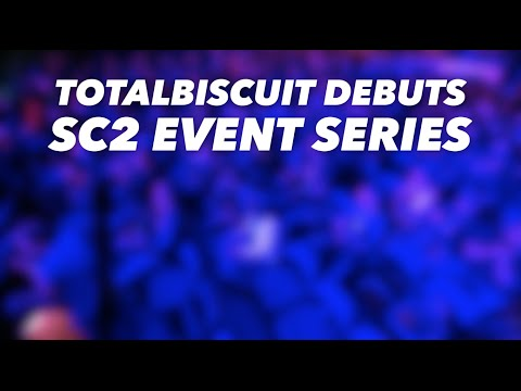 TotalBiscuit Debuts StarCraft 2 Event Series