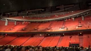 (VIDEO) DRAMA U STOKHOLMU: Ušao na koncert sa pištoljem, evakuisana Arena