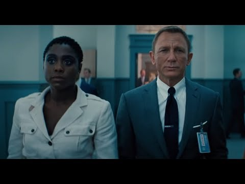 James Bond No Time To Die Trailer - Yes Its Woke