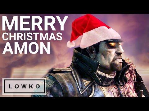 StarCraft 2: MERRY CHRISTMAS AMON!