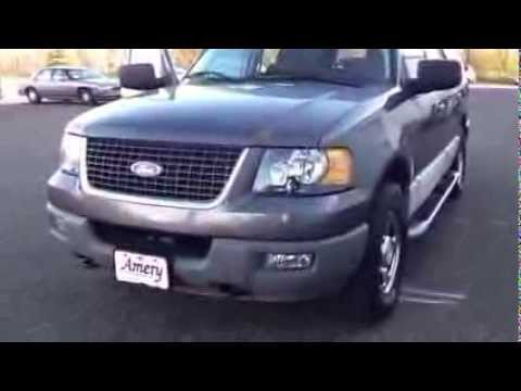 2003 Ford Expedition - For Sale - Amery Chevrolet, Amery, WI 715-268-7676
