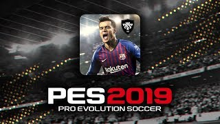 PES 2019 Mobile launched