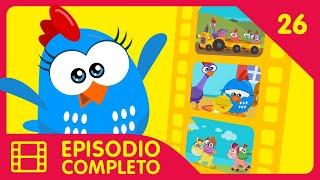 Gallina Pintadita Mini - Episodio 13 completo (12 min)