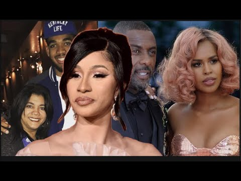 Idris Elba Gets At Cardi B For Conspiracy Quotes! Karl Anthony Towns Mom In Coma| FERRO REACTS