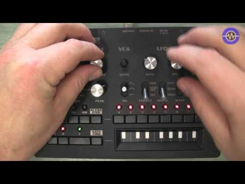 Korg Monotribe Sonic LAB Review