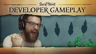 "Official Sea of Thieves Developer Gameplay #4: ""Four Feathers"""