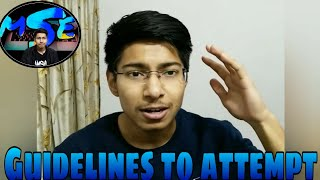 How to attempt Class 12 Hindustani Music (Vocal) Guidelines by Sumrit Khurana MSE