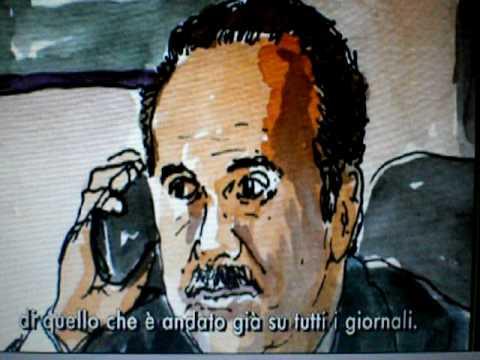 ANNO ZERO raiperunanotte:  Masi e Innocenti al telefono Caso mills 2/2 - 25.03.2010