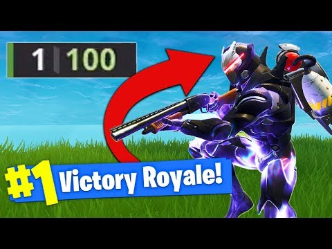 My *BEST* WIN EVER In Fortnite Battle Royale!