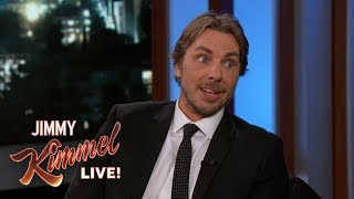 Dax Shepard on Kristen Bell's Boobs & Pool Gloves