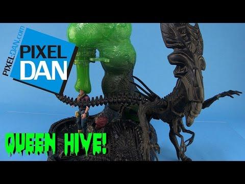 Custom Lego Alien Vs Predator Minifigures Videomoviles