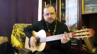 Поёт иеромонах Александр — Интернет
