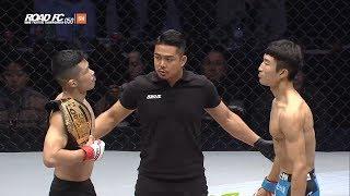 [ENG]CHOI MU-GYEOM VS LEE JEONG-YEONG XIAOMI ROAD FC 050