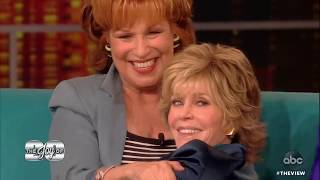 Joy Behar Celebrates 20 Years On 'The View!'