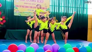 Bống bống bang bang | #Aerobic | Trường mầm non Duyên Hà 2018-2019