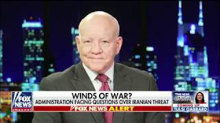 Are The Winds Of War Beginning To Blow Between U.S. And Iran