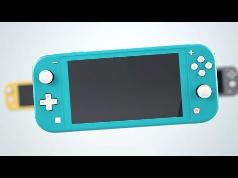 Nintendo Switch Lite - Announcement Trailer