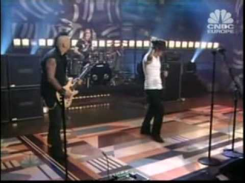 Three Days Grace - Pain Live - TV show