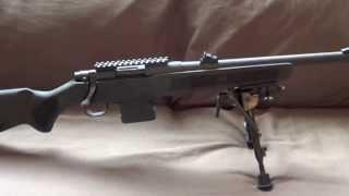 Mossberg MVP Patrol Rifle Review