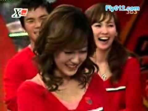 Xman Dangyunhaji   Lee Ji Hyun vs Fany