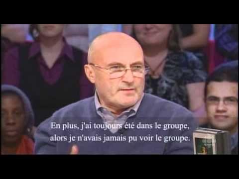 Martin Levac  Phil Collins Tout le monde en parle