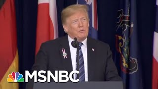 Art Of The Deal Author: President Donald Trump Doesn't Have Empathy | Hardball | MSNBC