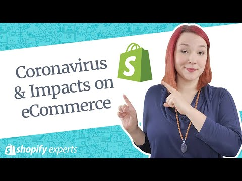 How the Coronavirus May Affect Your eCommerce Store