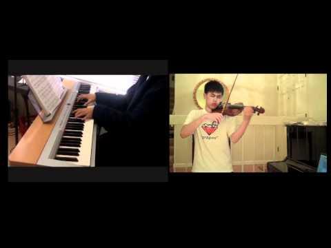 Christina Aguilera - Reflection from Mulan (Violin, Piano) Ft. Zorsy