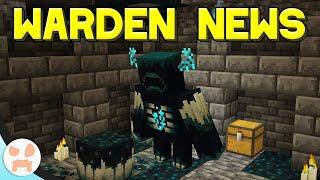 More New Minecraft Warden & Deep Dark News!