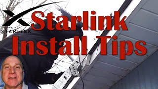 Starlink Satellite Internet: Installation demo and tips