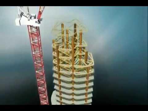 Най-високия небостъргач Трейлър