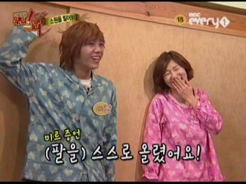 100106 [HQ] Lee Joon & Kim Na Young  Kiss Scene (What Happened in Bali Kiss Remake) - MBLAQ