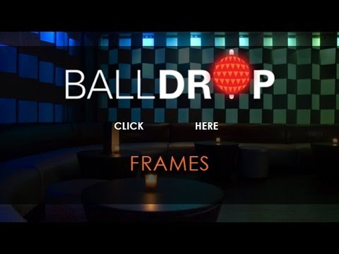 BallDrop.com Presents New Years Eve at Frames Bowling Lounge Times Square - 212-201-0735