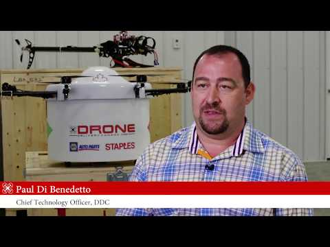 Video: Watch Drone Delivery Canada's BVLOS test flights in Foremost Alberta Canada.  Canada's first drone delivery company to successfully achieve Beyond Visual Line of Sight flights in Canada.