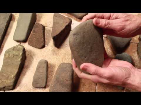 Indian Stone Tools Indian Artifacts How To Identify