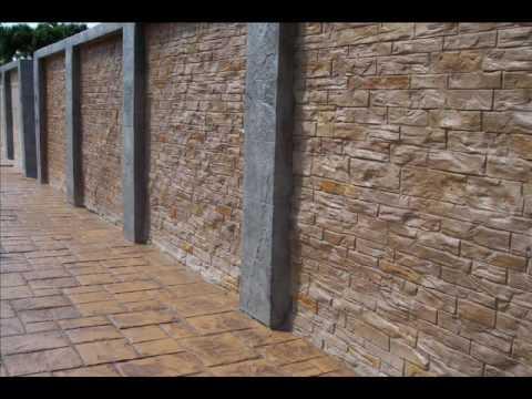 Concreto Decorativo En Puerto Rico Youtube