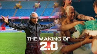 Making of 2.0 | Rajinikanth, Akshay Kumar | Shankar, A R  Rahman | Robot - 2 Making