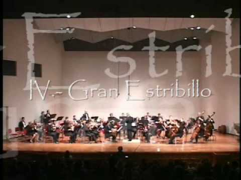 Fantasia Sobre Temas Orientales Venezolanos. III.- Joropos - Galerón; IV.- Gran Estribillo.wmv