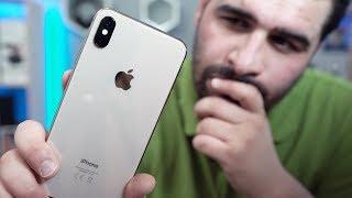 الصدمة بعد شهر | iphone xs MAX