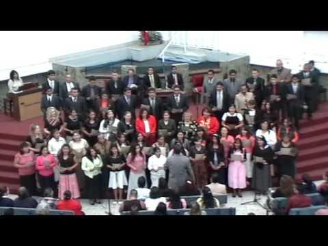 Vencedor. Coro de la Iglesia Bautista Fundamental Monte Sion