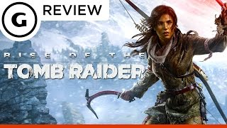 Rise of the Tomb Raider Game Review