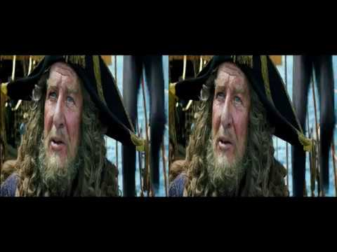 Pirates of the Caribbean: Dead Men Tell No Tales Trailer in 3D Russian