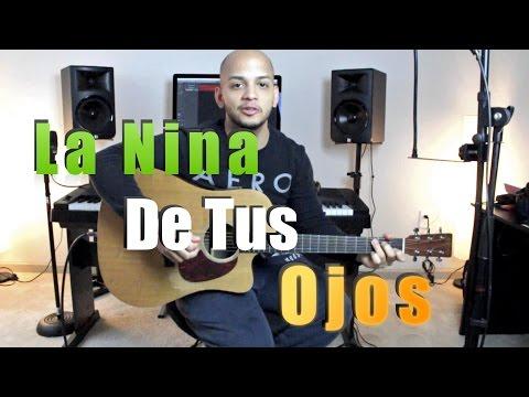La Niña De Tus Ojos - Daniel Calveti - Tutorial De Guitarra