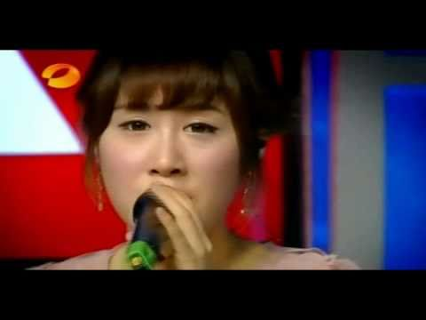 Zhang Li Yin (at 11-years-old) - No One (没有人)