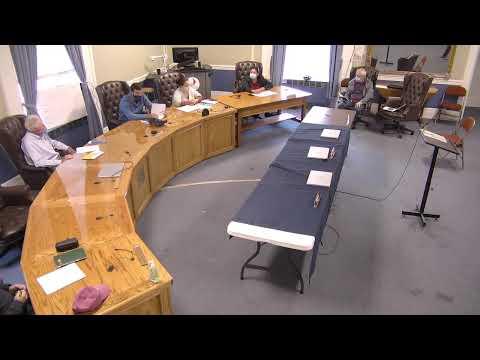 Plattsburgh Landlord Tenant Committee Meeting  9-30-20