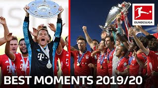 The Story of FC Bayern München's Treble Winning 2019/20 Season