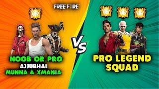 Thrill Three Vs Squad Clash Squad Battle Must Watch - Garena Free Fire