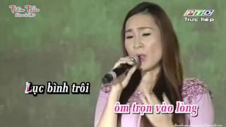 Hồn Quê-karaoke-Giáng Tiên